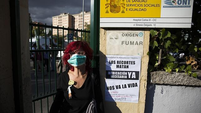 Hospital Carlos III de Madrid donde está ingresada la auxiliar de enfermería, Teresa Romero