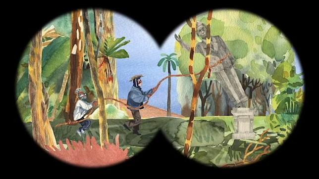 Fotograma del vídeo «Oblatio»