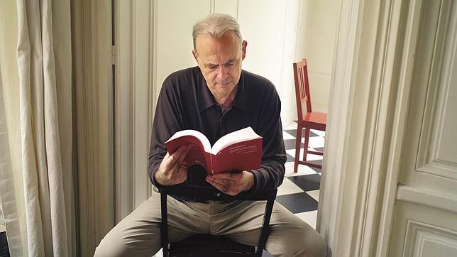 Patrick Modiano, premio Nobel de Literatura 2014, en una imagen de archivo