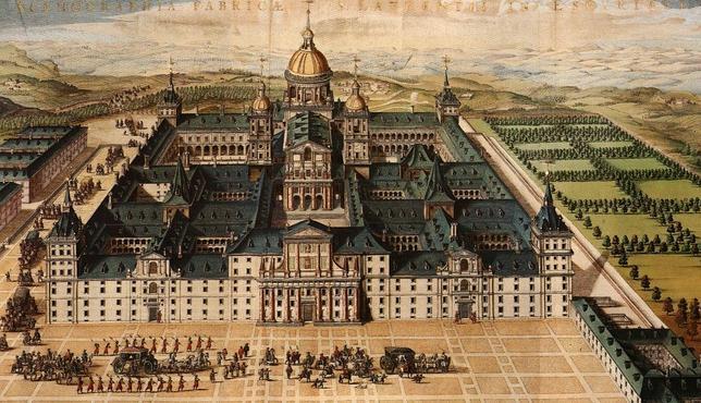 El Monasterio de El Escorial, una puerta al infierno que Felipe II se encargó de sellar