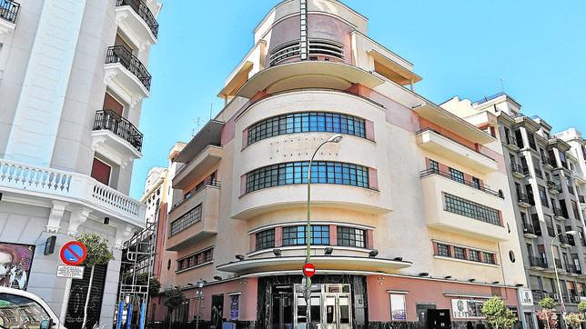 Los edificios m s singulares de madrid que los arquitectos quieren blindar - Colegio oficial arquitectos madrid ...