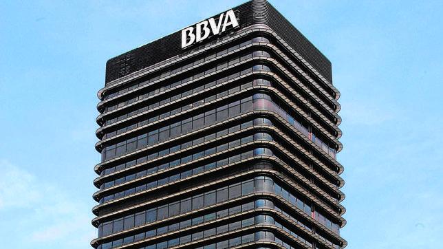 Los edificios m s singulares de madrid que los arquitectos for Bbva oficina central