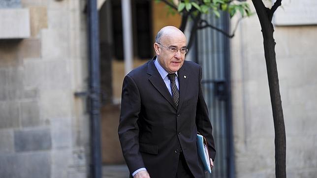 El consejero de Salud catalán, Boi Ruiz