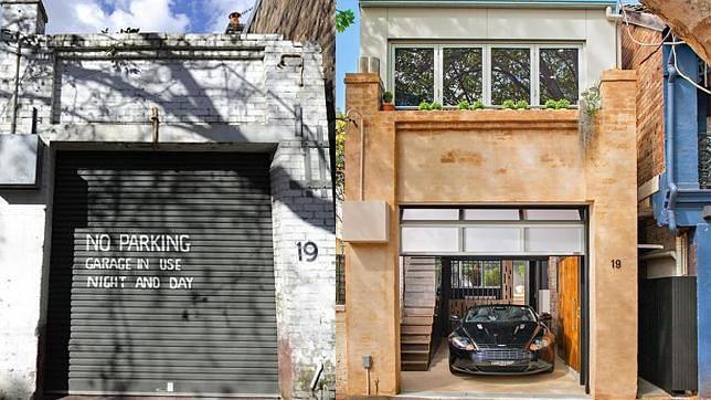 Convierten un garaje cochambroso en un chalet de lujo y lo for Garajes de casas por dentro