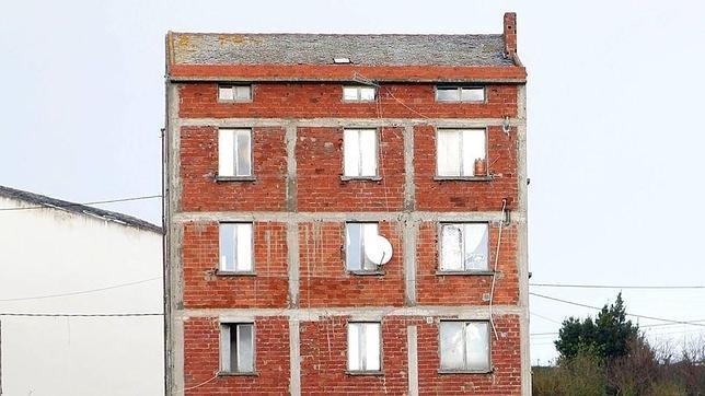 Las viviendas inacabadas no se volverán a ver cuando entre en vigor la nueva Ley del suelo