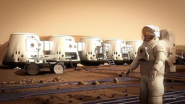 Viaje a Marte sin retorno: muerte por asfixia a los 68 días