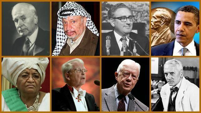 Los «inmerecidos» e «insultantes» Premios Nobel