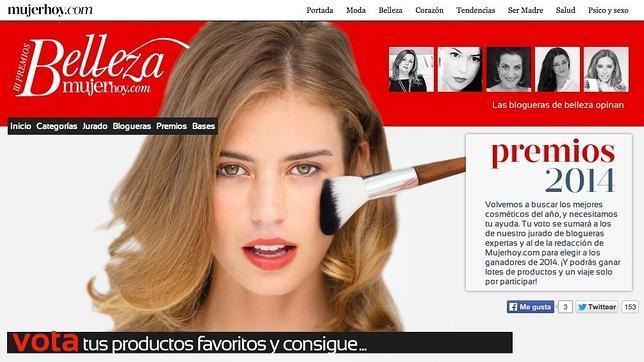 Los III Premios Belleza Mujerhoy.com