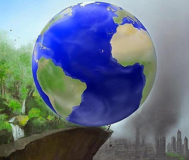 La acción del ser humano sobre el medioambiente puede poner nombre a la época actual, el Antropoceno