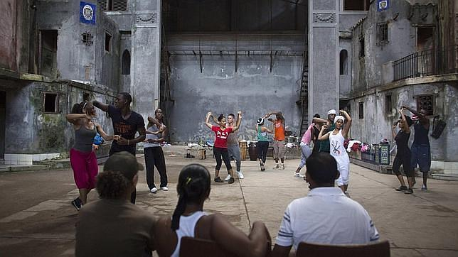 Broadway llega a la «antiyanqui» Cuba