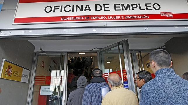 Bbva prev la creaci n de empleos en espa a en for Oficina empleo canarias