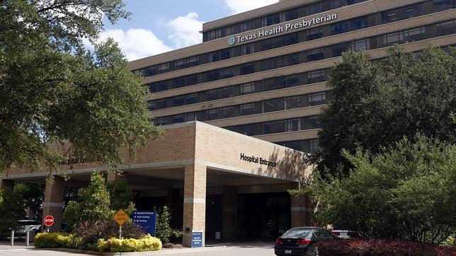El Hospital Presbiteriano de Texas donde trabaja Amber Vinson, de 29 años e infectada de ébola