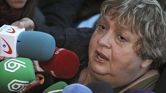 María Teresa Mesa Escolano, portavoz de la familia Limón Romero