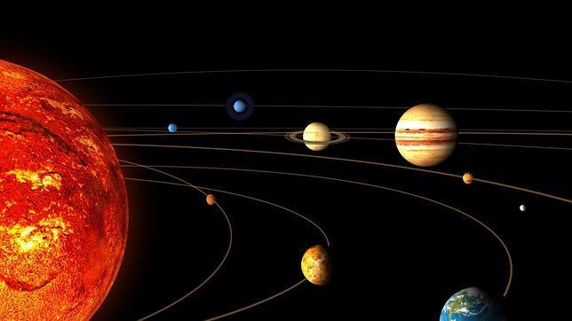 191 Qu 233 Mundos Componen El Sistema Solar