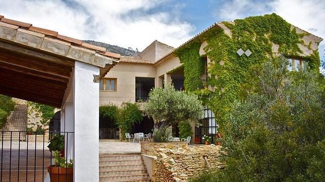 hoteles rurales lujo: