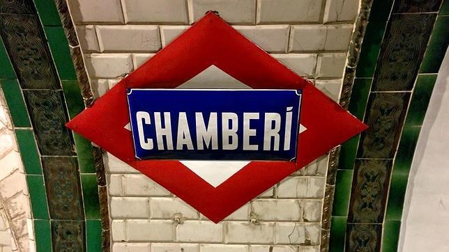 La antigua estación de Chamberí es hoy una de las visitas menos conocidas y más curiosas de Madrid
