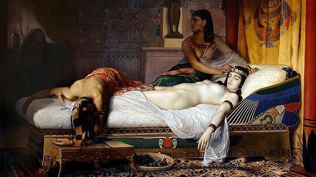 El milenario «suicidio» del Antiguo Egipto