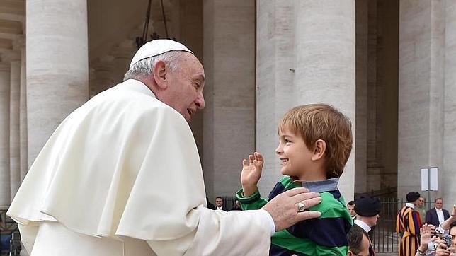 El Papa Francisco ensalza la alegría de Santa Teresa de Jesús