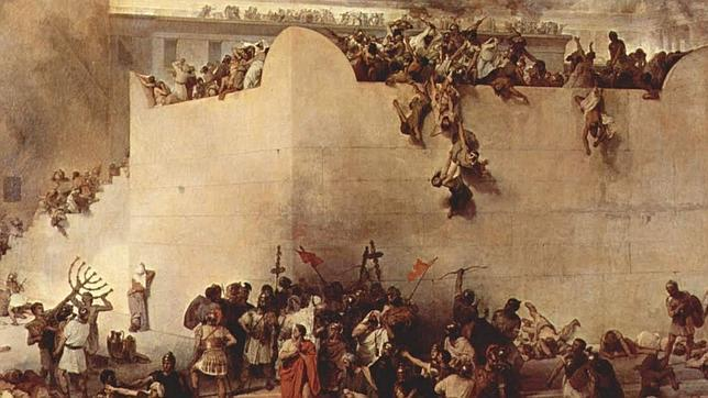 Resultado de imagen de Judios son acusados por sus enemigos