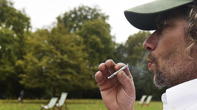 La salida de la dependencia de nicotina