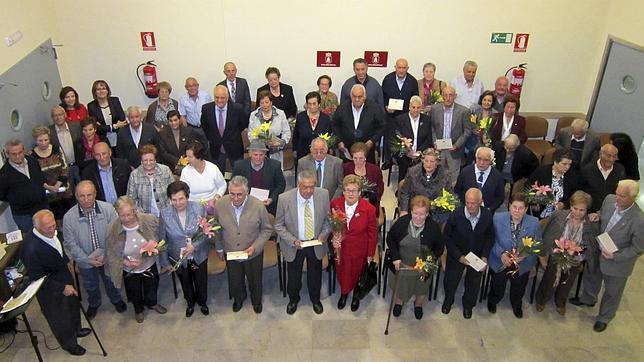 Medio siglo de matrimonio - Casarse ayuntamiento madrid ...
