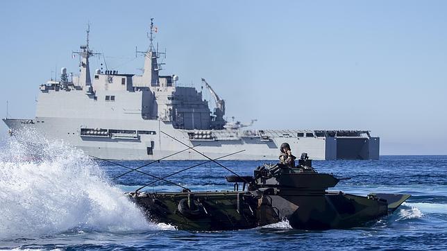 España liderará la fuerza de reacción naval de la OTAN en 2015