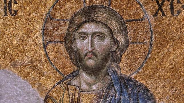 El profeta de Galilea muerto y resucitado es, según Gomá, el modelo de «ejemplaridad perfecta». En la imagen, Cristo Pantocrátor de Santa Sofía (Estambul)