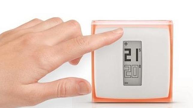 Resultado de imagen de termostato inteligente netatmo