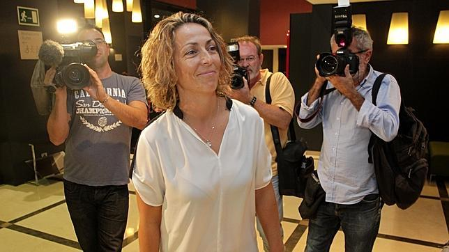 Gala León: «No voy a pedir perdón por ser mujer»