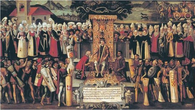 Matrimonio Catolico Resumen : La verdadera historia del país vasco así se unieron Álava