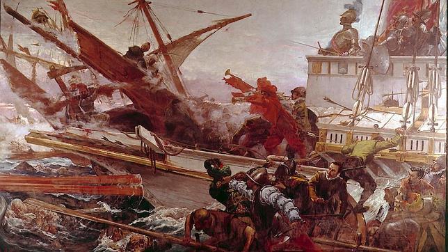 Arqueólogos griegos hallan los restos de un barco español del XVI, posterior a Lepanto