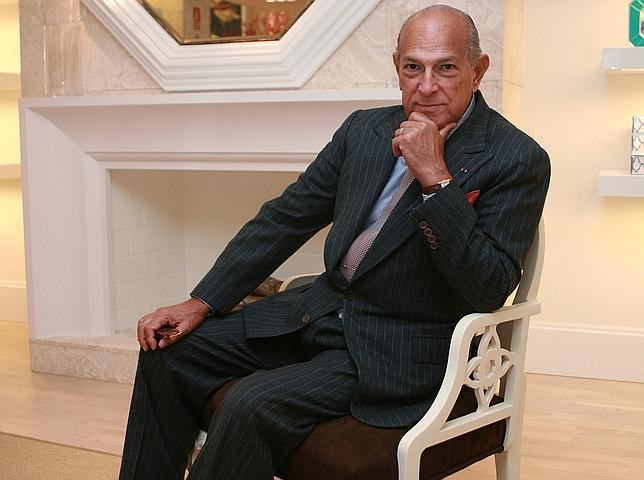 Muere el diseñador Oscar de la Renta