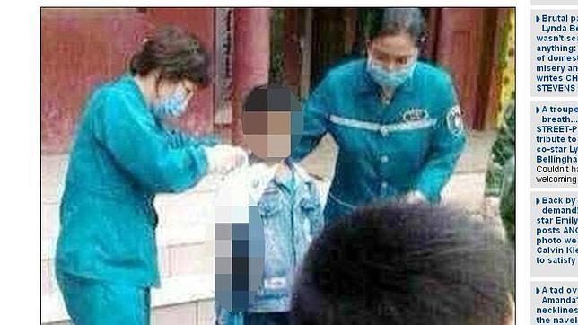 Un oso amputa el brazo a un niño en un zoo de China
