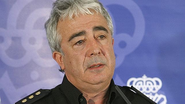 El jefe de la UDEF, comisario Manuel Vázquez