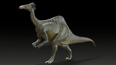 Resuelto el misterio del dinosaurio de las «manos horribles»
