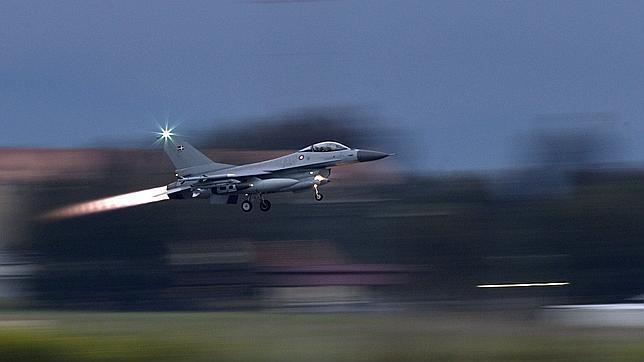 Cazas de la OTAN interceptan un avión espía ruso sobre el Báltico