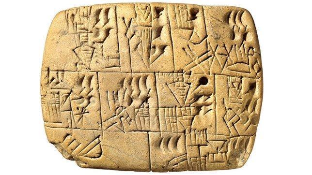 2 inventos de mesopotamia