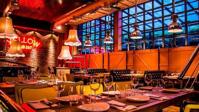 Diez restaurantes con una decoración muy... original
