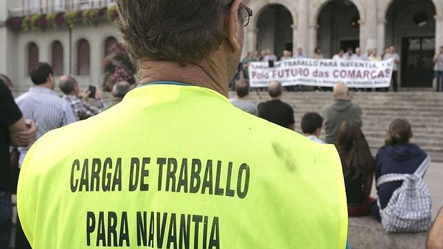 La plantilla denuncia «colapsos» desde la dirección de Navantia Ferrol