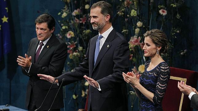 Don Felipe: «Queremos una España alejada de la división y de la discordia»