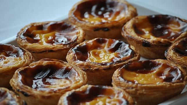 Pastel de nata «made in Lisboa»