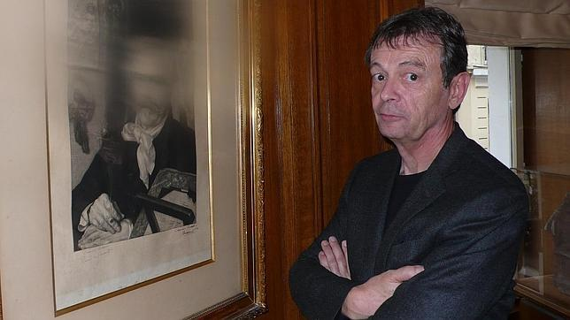Pierre Lemaitre, autor de «Vestido de novia»