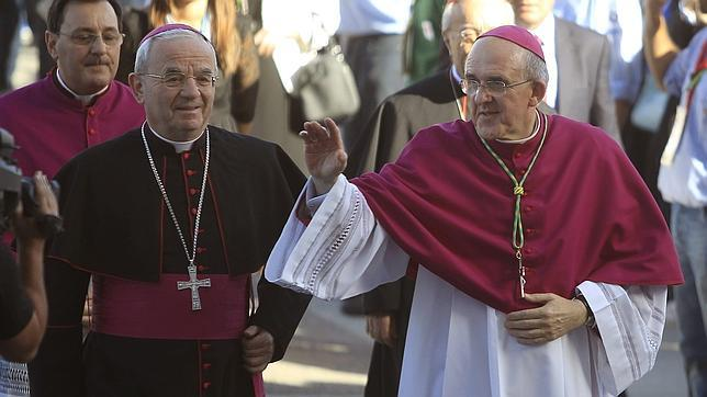 Carlos Osoro asegura que es «un obispo de todos y hablará con todos los políticos»