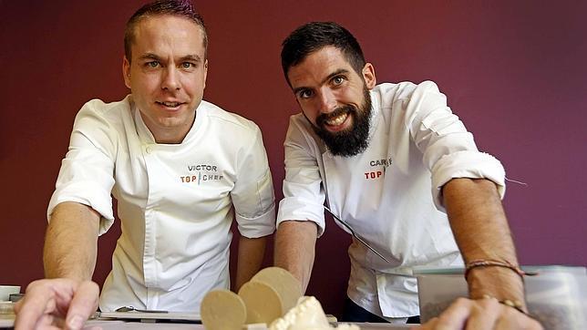 Clase magistral con chufa de los «Top Chef» más polémicos