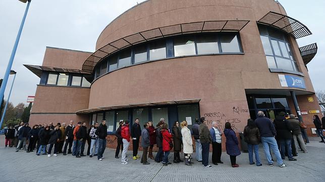 El servicio p blico de empleo gasta euros en colocar a un parado seg n asempleo - Oficina empleo granada ...