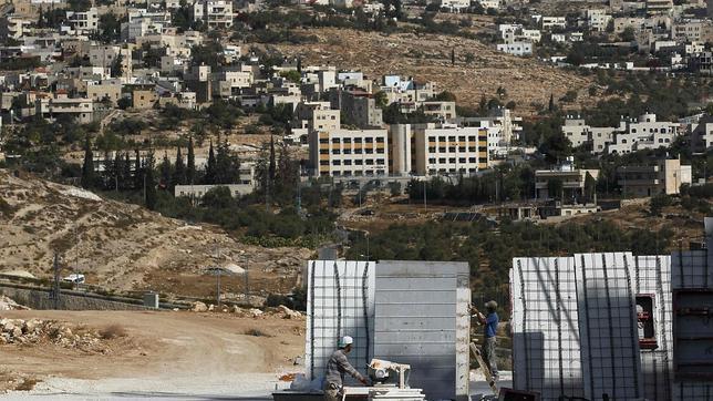 Obras en Jerusalén Este este martes