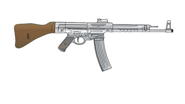 Sturmgewher 44: El padre de los fusiles de asalto