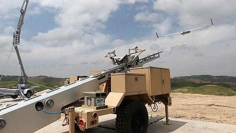 La Armada Española diseña su primera unidad de pilotos de «drones»