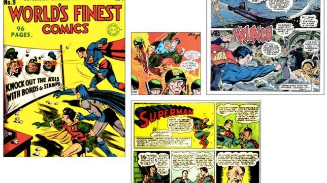 Para Supermán, la guerra continúa