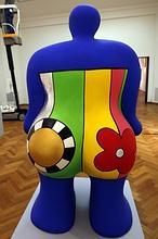 Niki de Saint Phalle, la «artista total»